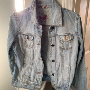 Light Wash Denim Jacket size Medium